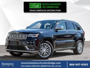 2018 Jeep Grand Cherokee SUMMIT 4X4 | CLEAN CARPROOF |