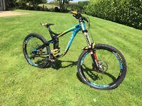 2014 Norco Aurum 1 downhill bike (not enduro)