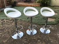 3NO Bar stool chairs