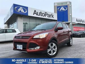 2015 Ford Escape SE/BLUETOOTH/REARVIEW CAM/CRUISE/KEYLESS/ALLOYS