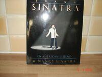 Hardback Book of Frank Sinatra