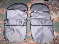 Pair of cositoes for Mothercare double buggy