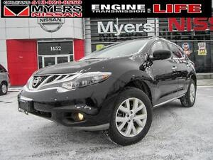 2014 Nissan Murano SL, MOONROOF, LEATHER, BACK UP CAM, INTELLIGE