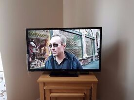 """Bush 32"""" HD Ready LED Smart TV with Freeview tuner"""