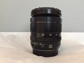 Fujinon zoom lens XF 18-55 mm F2.8-4R