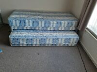 Single Bed with Trundle