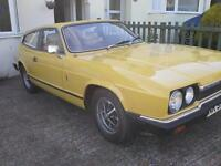 1976 RELIANT SCIMITAR SE6 MANUAL V6 CLASSIC BARN FIND RESTORATION. £1695.