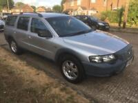Volvo xc70 2.4 diesel automatic gears