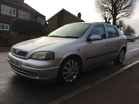 2004 VAUXHALL ASTRA SPORT TWINPORT 1.6, GOOD CONDITION
