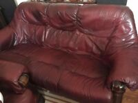 Free leather suite
