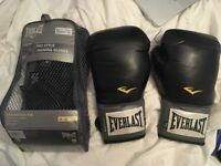160z training boxing gloves - good as new