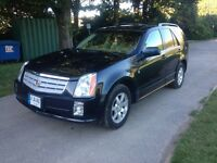 2005 Cadillac SRX 3.5 Petrol/LPG,4x4,7Seats Automatic Left Hand Drive - 2 Owners