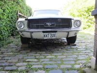 Original 1967 Ford Mustang Manual Coupe For Sale