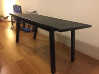 Dining table IKEA RYGGESTAD for only £100 - AS GOOD AS NEW
