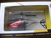 REMOTE CONTROL HELICOPTER (Brand New & Boxed)