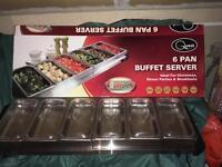Buffet Hotplate Server