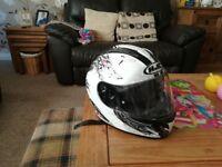 hjc is-16 motorbike helmet