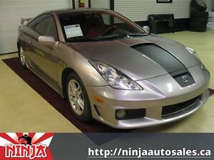 2005 Toyota Celica Rare GT Auto With Add Ons