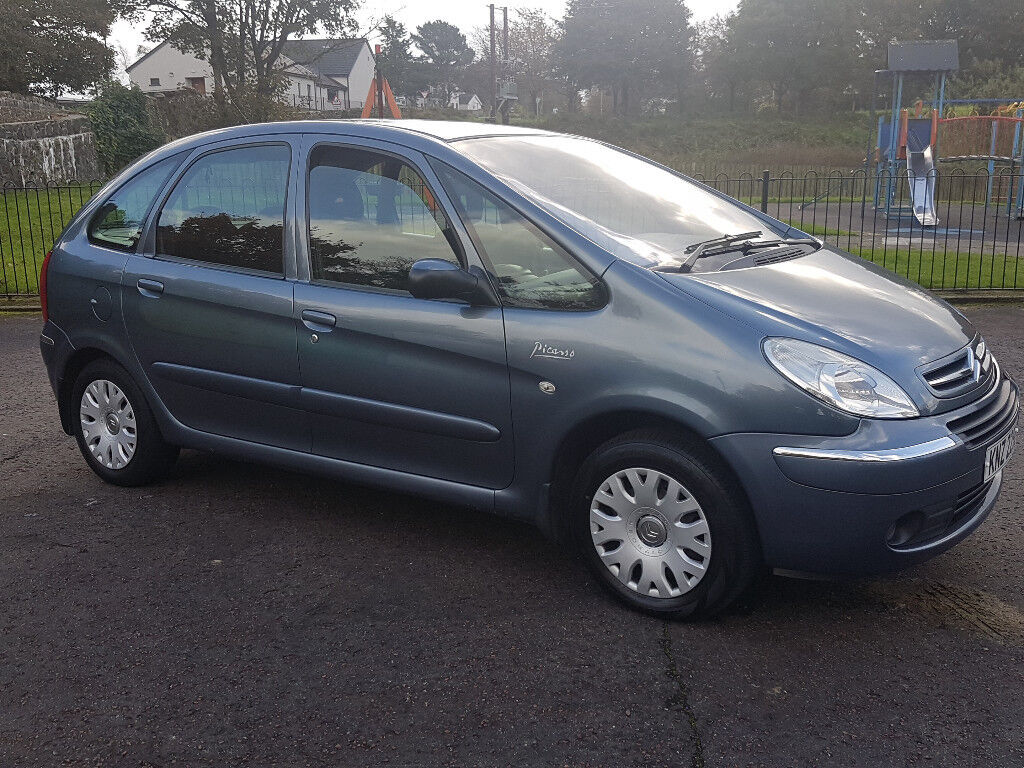 2006 citroen xsara picasso desire 97 000 miles moted 19 2 2018 mint condition in armoy county. Black Bedroom Furniture Sets. Home Design Ideas