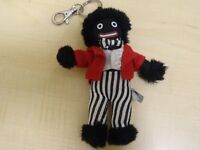 GOLLY KEYRING - FUN & COLLECTABLE ITEM