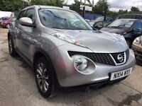 Nissan Juke 1.5 dCi Tekna 5dr FREE 1 YEAR WARRANTY, FINANCE AVAILABLE, P/X WELCOME