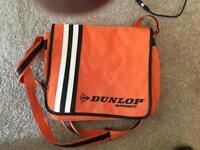 Dunlop record bag