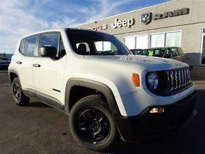 2015 Jeep Renegade Sport--Bluetooth--High River Alberta--