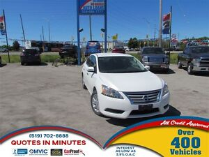 2015 Nissan Sentra 1.8 SV   SPORTY   CLEAN   MUST SEE