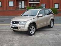 07 SUZUKI VITARA 2.0 DDIS + NEW SHAPE MODEL + DIESEL + 5 DOOR