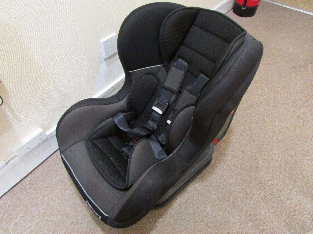 Child Car Seat (9 - 18kg)