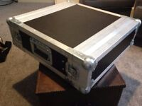 Rack Flight Case - 2u 19inch - Full ATA Touring Spec by Castle Cases