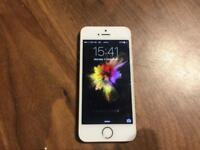 iPhone 5s 16gb on 02 network converted to iPhone 6 mini gold
