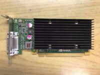 Nvidia Quadro NVS 300 512MB PCI-Express Dual-DVI GPU Graphics Card Low Profile