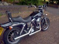 Harley Davidson FXDS
