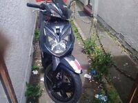 125cc mopad sym 2014