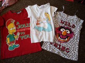 Girls clothing bundle age 7-8 years