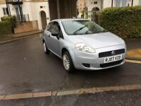 PERFECT FIRST CAR FIAT PUNTO ACTIVE 1.2 PETROL MANUAL 3DR HATCH 2007(07)