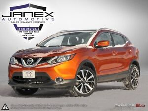 2017 Nissan Qashqai SV R.CAM | HEATED LEATHER INTERIOR | SUNR...