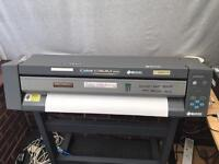 Roland PC-60 Color Camm Pro Printer Cutter With Software and Dell PC