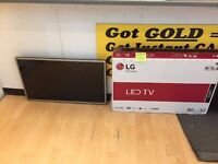 LG 32LH51 LED 32 INCH TV WITH BOX REMOTE (NO STAND)