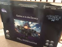 BENQ RL2755HM 27 inch Gaming Monito, only 6 months old with original boxr