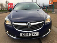 2015 VAUXHALL INSIGNIA 2.0 DIESEL NEW PCO LICENCE (START AND STOP SYSTEM)/vw passat/audi a6/avensis