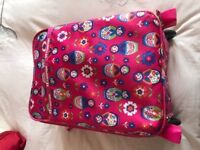 Lovely Child's wheelie cabin case
