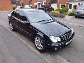 '56 2006 Mercedes-Benz C320 7G-Tronic Sport Fully Loaded (Paddle Shift, Sat Nav, Big Screen)