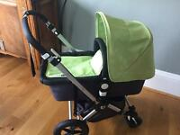 Bugaboo Cameleon 2nd generation in Limited Edition Green and Charcoal