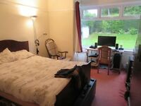 For immediate occupancy: superior en-suite room 15 minutes walk from Inverness city centre.