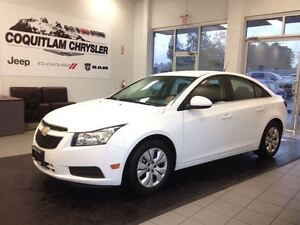 2014 Chevrolet Cruze 1LT Loaded No Accidents