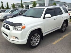 2013 Toyota 4Runner Limited 4x4 GPS*Cuir*Toit Ouvrant*Camera de