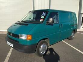 Volkswagen Transporter T4 2.4 panel Van may part/ex for Beetle Convertible