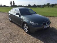 BMW 525i auto grey